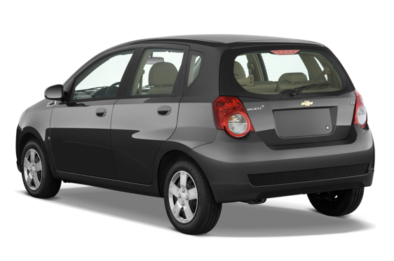 Slide 2 of 14: 2010 Chevrolet Aveo5