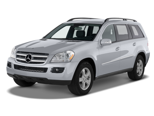 Slide 1 of 14: 2008 Mercedes-Benz GL-Class