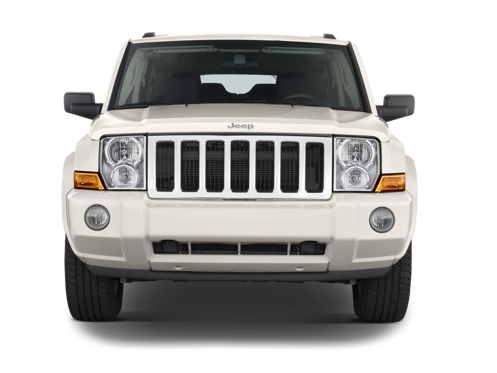 Slide 1 of 25: 2009 Jeep Commander