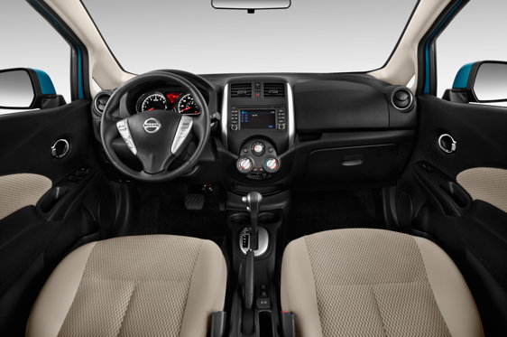 Slide 1 of 11: 2016 Nissan Versa Note