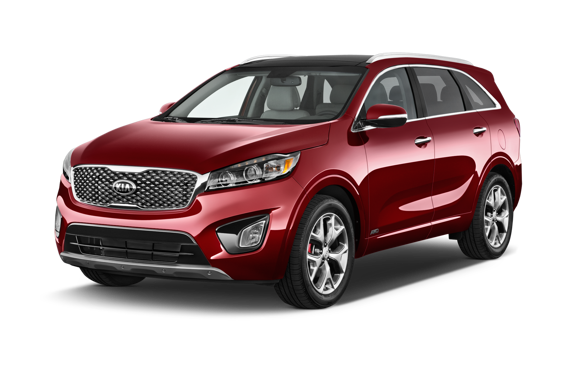 Slide 1 of 14: 2016 Kia Sorento