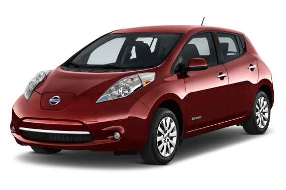 Slide 1 of 14: 2016 Nissan LEAF
