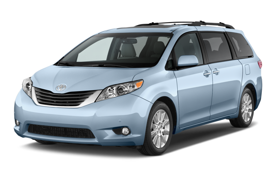 Slide 1 of 14: 2016 Toyota Sienna
