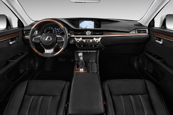 Slide 1 of 11: 2016 Lexus ES