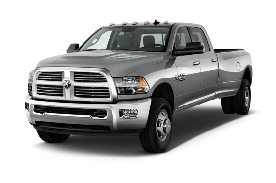 Slide 2 of 25: 2014 Ram 3500 Pickup