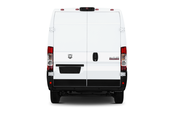 Slide 1 of 25: 2015 Ram ProMaster Window Van