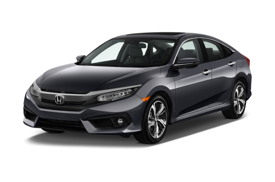 Slide 1 of 14: 2016 Honda Civic