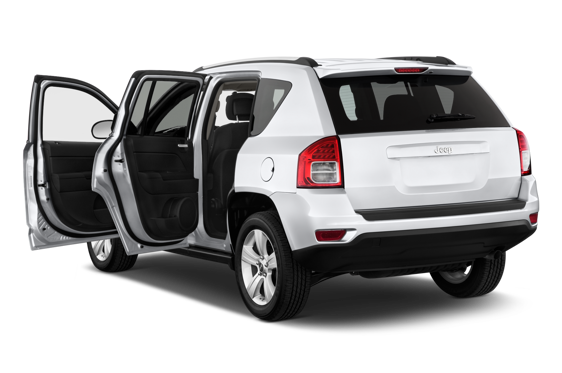 Slide 1 of 25: 2016 Jeep Compass