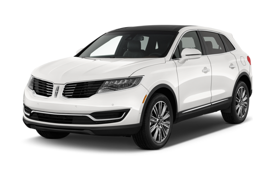 Slide 1 of 14: 2016 Lincoln MKX