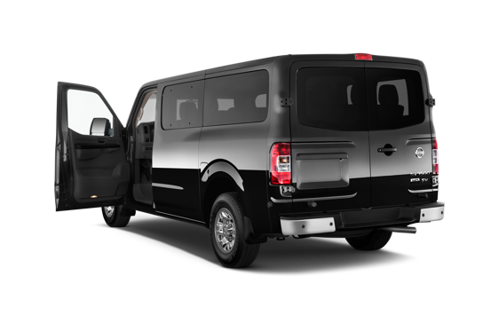 Slide 1 of 25: 2014 Nissan NV Passenger