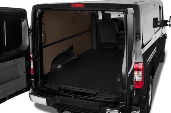 Slide 1 of 25: 2014 Nissan NV Cargo