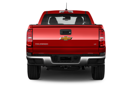 Slide 1 of 25: 2016 Chevrolet Colorado