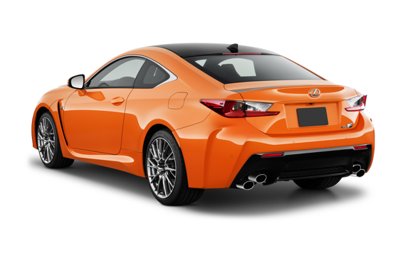 Slide 2 of 14: 2015 Lexus RC