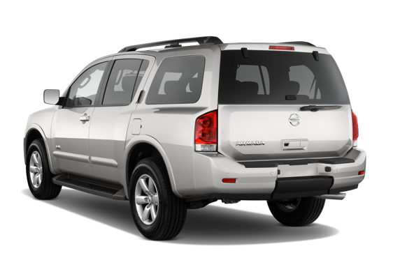 Slide 2 of 14: 2015 Nissan Armada