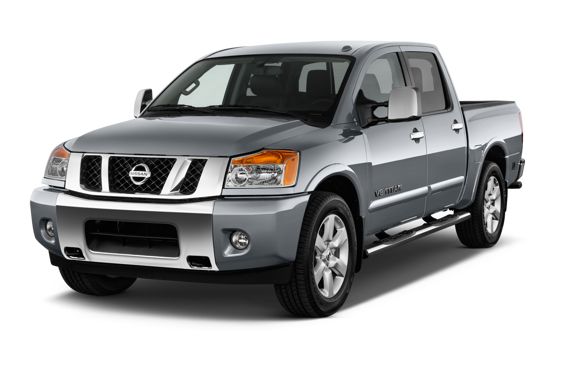 Slide 1 of 14: 2015 Nissan Titan