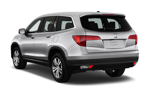 Slide 2 of 14: 2016 Honda Pilot