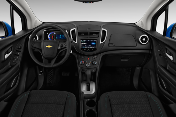 Slide 1 of 11: 2016 Chevrolet Trax