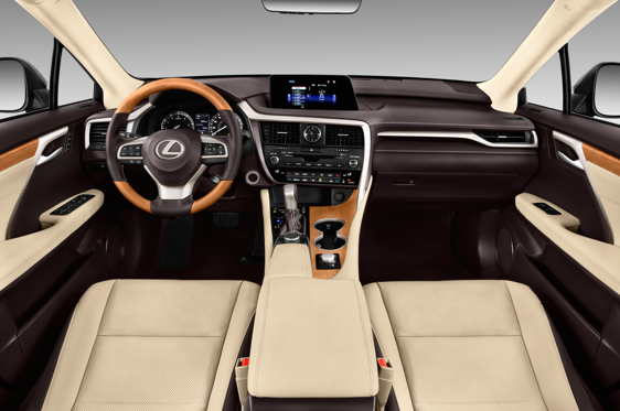 Slide 1 of 11: 2016 Lexus RX