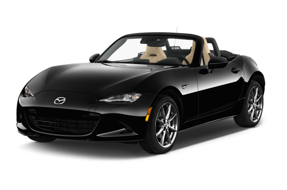 Slide 1 of 14: 2016 Mazda MX-5 Miata RF