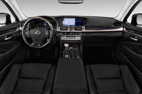 Slide 1 of 11: 2016 Lexus LS