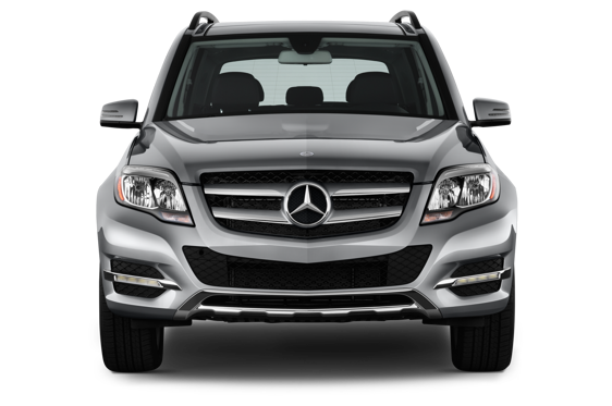 Slide 1 of 25: 2015 Mercedes-Benz GLK-Class