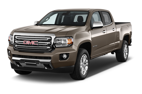 Slide 1 of 14: 2015 GMC Canyon