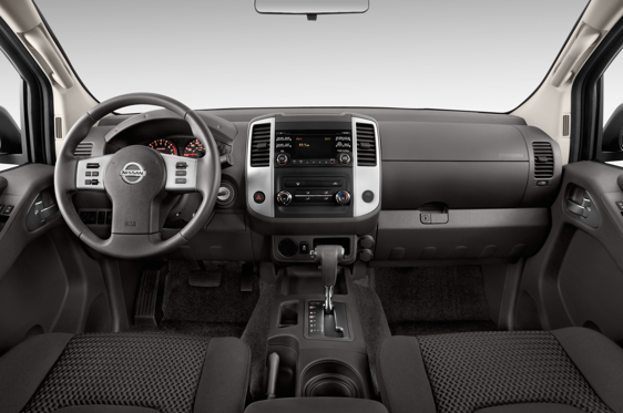 Slide 1 of 11: 2014 Nissan Frontier