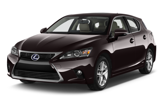 Slide 1 of 14: 2015 Lexus CT