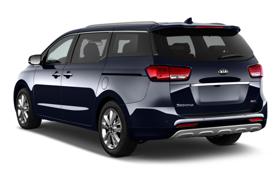 Slide 2 of 14: 2015 Kia Sedona
