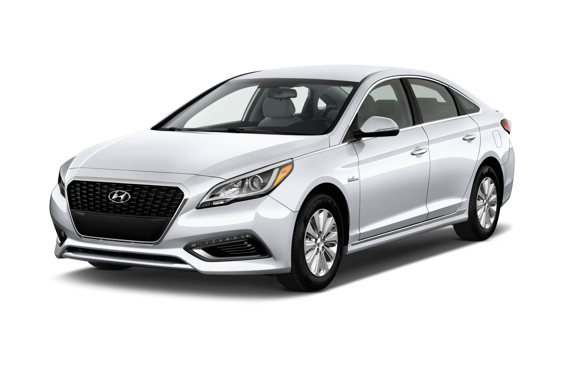 Slide 1 of 14: 2016 Hyundai Sonata Hybrid