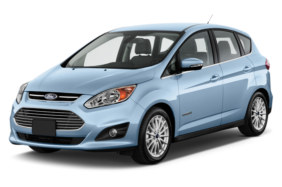 Slide 1 of 14: 2016 Ford C-Max