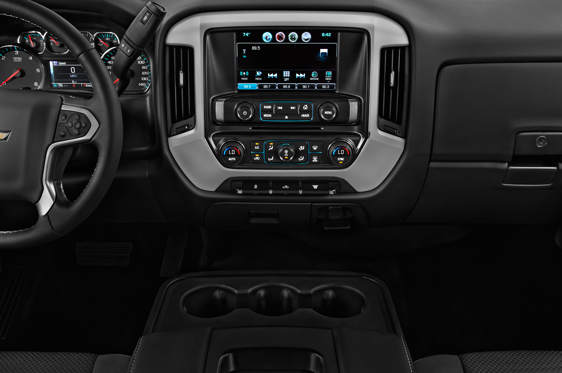 Slide 1 of 25: 2016 Chevrolet Silverado 3500HD