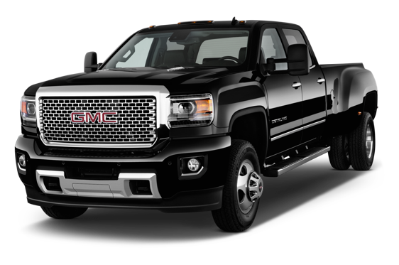 Slide 1 of 14: 2016 GMC Sierra 3500 Denali HD