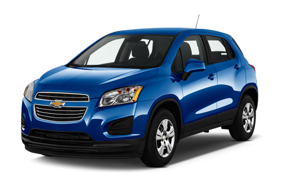 Slide 1 of 14: 2016 Chevrolet Trax