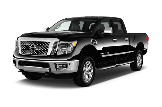 Slide 1 of 14: 2016 Nissan Titan XD