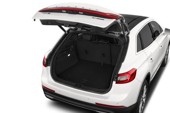 Slide 1 of 25: 2016 Lincoln MKX