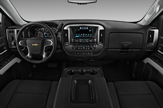 Slide 1 of 11: 2016 Chevrolet Silverado 1500