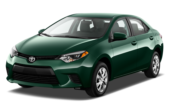 Slide 1 of 14: 2015 Toyota Corolla