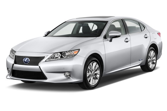 Slide 1 of 14: 2015 Lexus ES