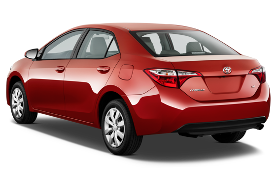 Slide 2 of 14: 2015 Toyota Corolla