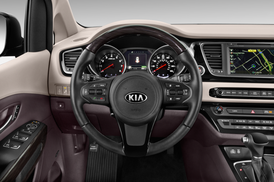 Slide 1 of 25: 2015 Kia Sedona