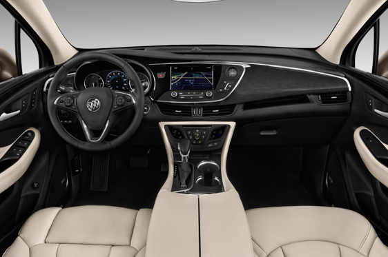 Slide 1 of 11: 2016 Buick Envision