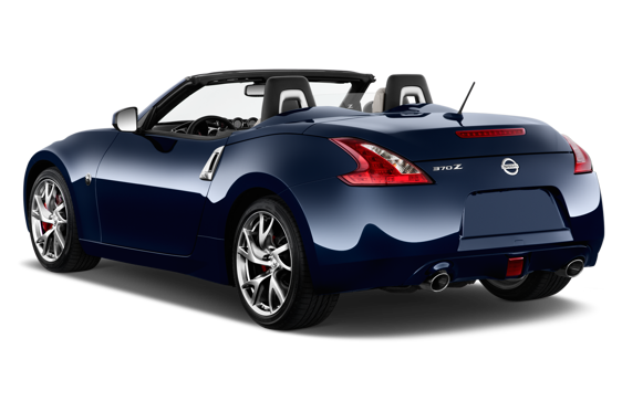 Slide 2 of 14: 2015 Nissan 370Z Roadster