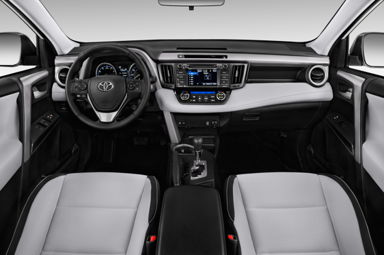 Slide 1 of 11: 2016 Toyota RAV4