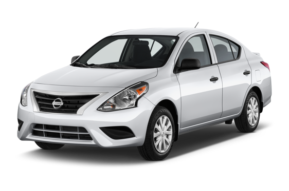 Slide 1 of 14: 2016 Nissan Versa Sedan