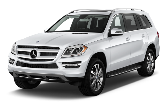 Slide 1 of 14: 2016 Mercedes-Benz GL-Class