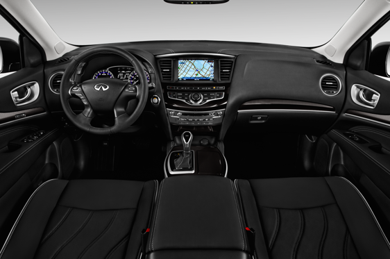 Slide 1 of 11: 2016 INFINITI QX60