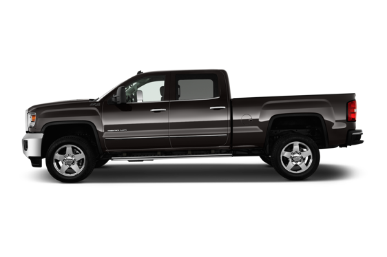 Slide 1 of 25: 2016 GMC Sierra 2500HD