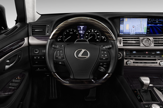 Slide 1 of 25: 2016 Lexus LS