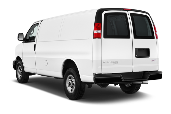 Slide 2 of 14: 2016 GMC Savana Cargo